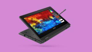 Acer acaba de anunciar portátiles baratos que pueden soportar que los niños los pisen