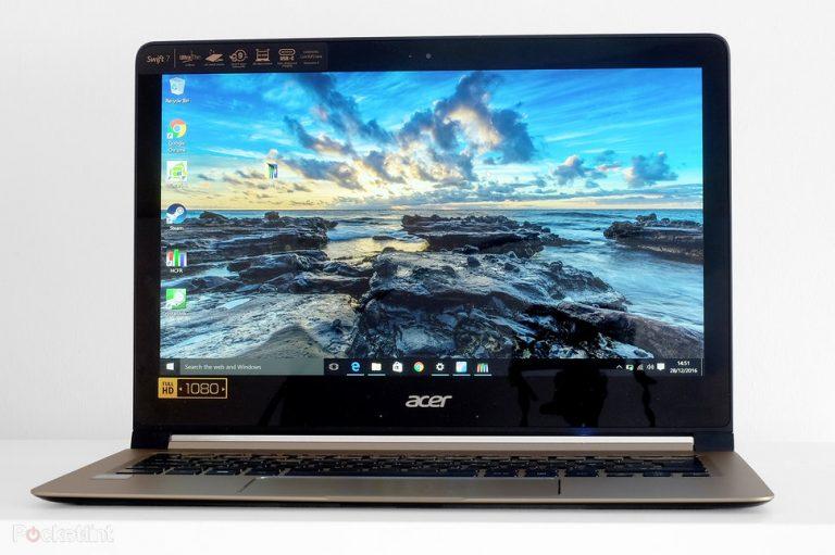 Acer acaba de hacer que la computadora portátil más delgada del mundo sea aún más pequeña