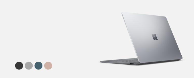 Actualización de firmware mejora Surface Laptop 3, Pro 7 Duración de la batería