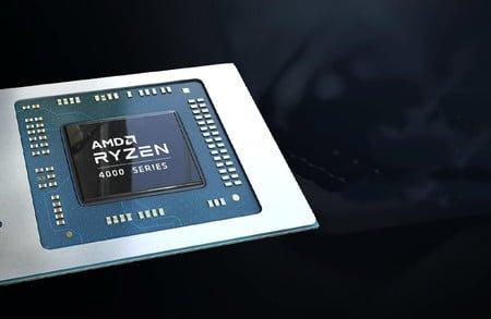 AMD persigue a Intel, presenta los procesadores Ryzen serie 4000 para computadoras portátiles