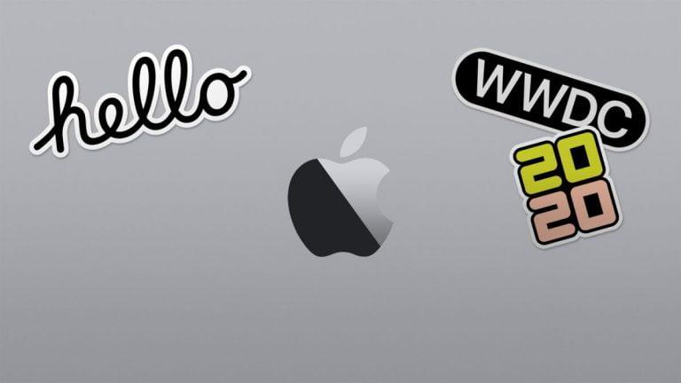 Apple anuncia WWDC 2020 en junio como'nueva experiencia en línea & # 039;