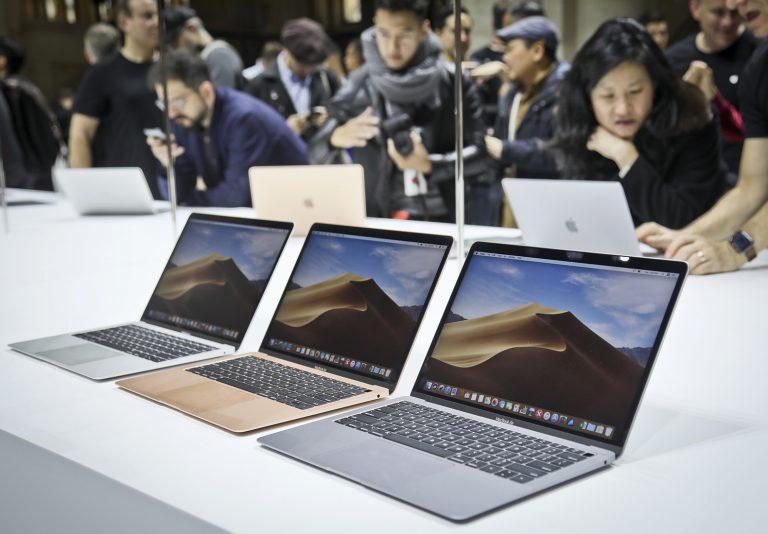 Apple revela la nueva MacBook Air, iPad Pro y Mac mini