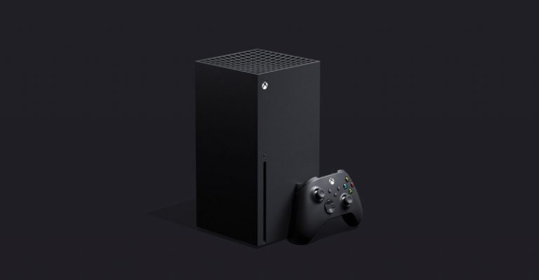 Así es como se ve la Xbox Series X en persona