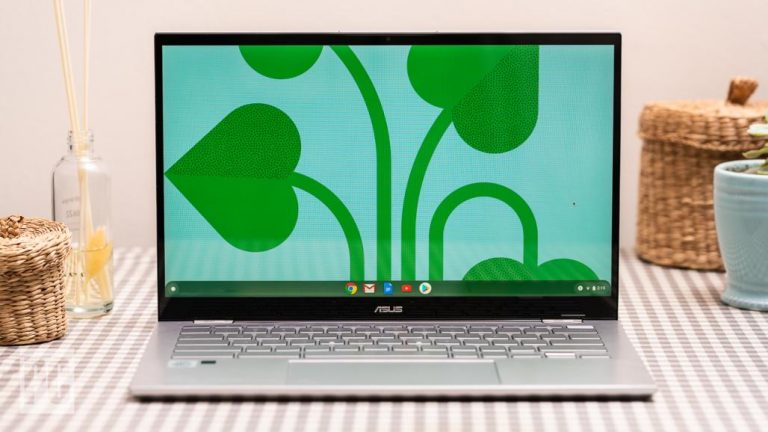 Asus Chromebook Flip C436 revisión práctica
