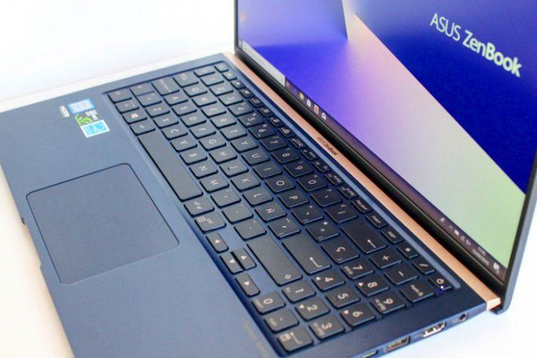 Asus ZenBook Pro 15 crítica
