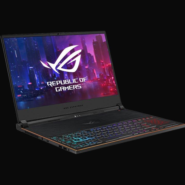 Asus Zephyrus S es una computadora portátil loca delgada del juego