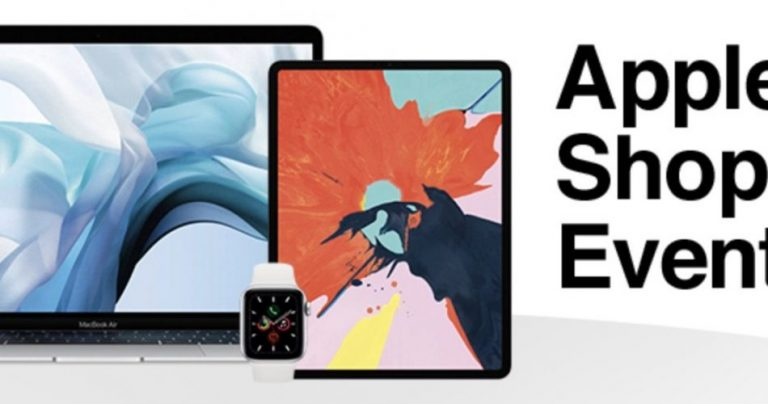 B&H Apple Shopping Event descuenta MacBooks, iPads, AirPods y más