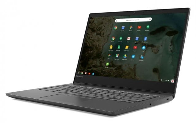 ¡Caída de los precios! Lenovo Chromebook 100e acaba de llegar a un loco barato € 99