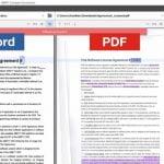 Cómo comparar el texto del documento con Windows 10