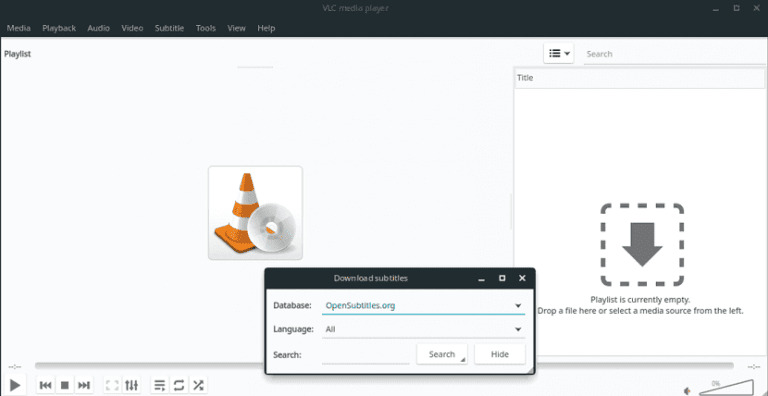 Cómo personalizar los subtítulos en VLC Player