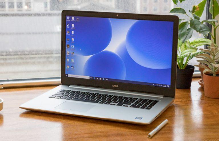 Dell Inspiron 17 5770 Reseña