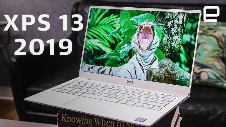 Dell XPS 13 (2019) Revisión