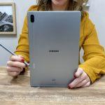 El Galaxy Tab S6 5G de Samsung ya casi está aquí, pero hay una trampa