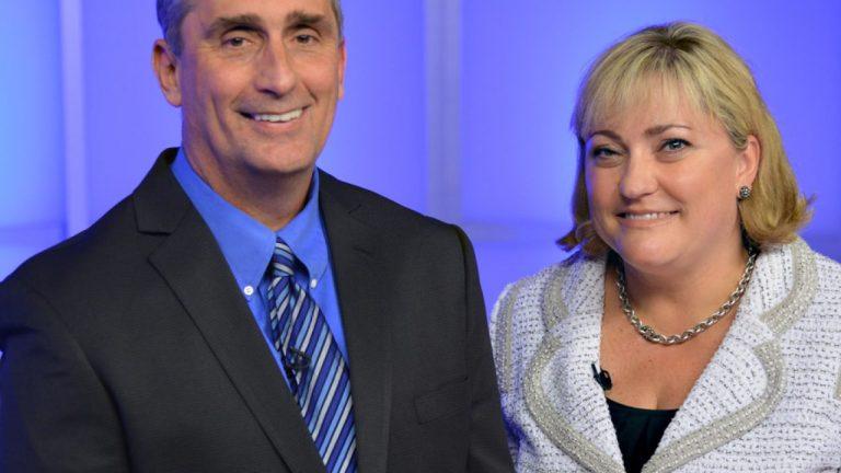 El gerente general de Intel, Brian Krzanich, renuncia por sobre la relación con el empleado