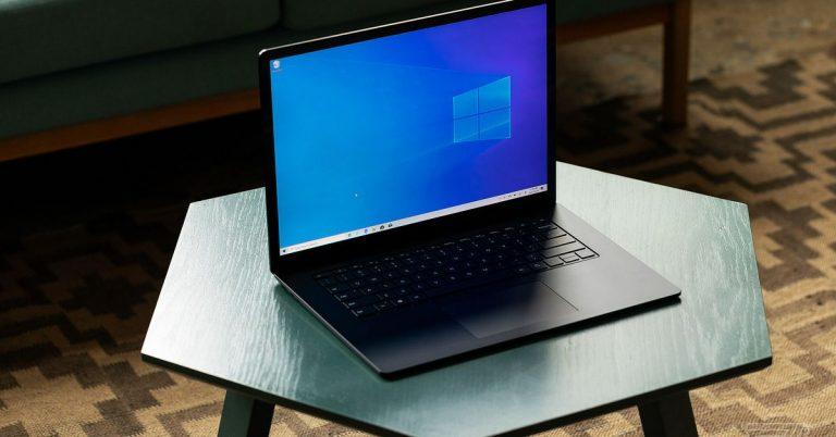 El mejor Surface Laptop 3 tiene un descuento de € 200 ahora para Black Friday