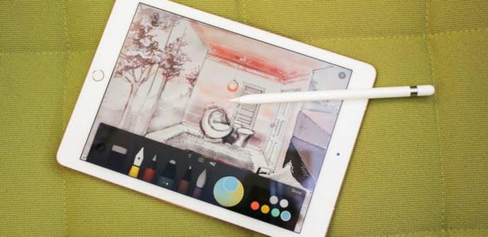 El próximo Apple Pencil podría dibujar en cualquier superficie, e incluso en el aire