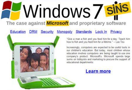 El soporte de Windows 7 sigue vivo gracias a un vergonzoso error de fondo de pantalla