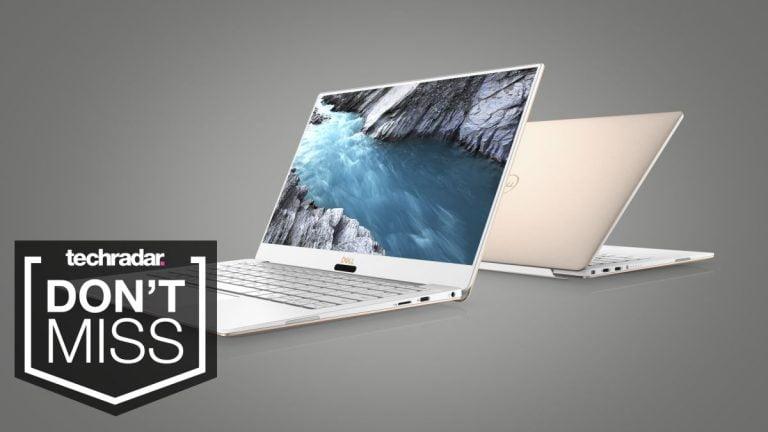 Esta XPS 13 con un descuento de € 600 podría ser la mejor oferta de computadoras portátiles de 2019