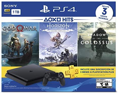 Este paquete PS4 Slim de € 199 con 3 juegos es el acuerdo de consola del año