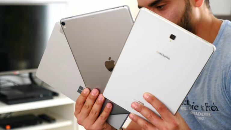 Galaxy Tab S4 vs. iPad Pro: ¿Qué tableta es la adecuada para ti?