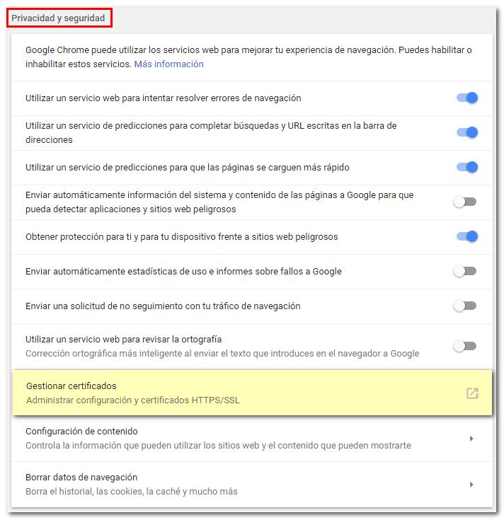 Google realiza una copia de seguridad de los inicios de sesión automáticos de Chrome, eliminaciones de cookies