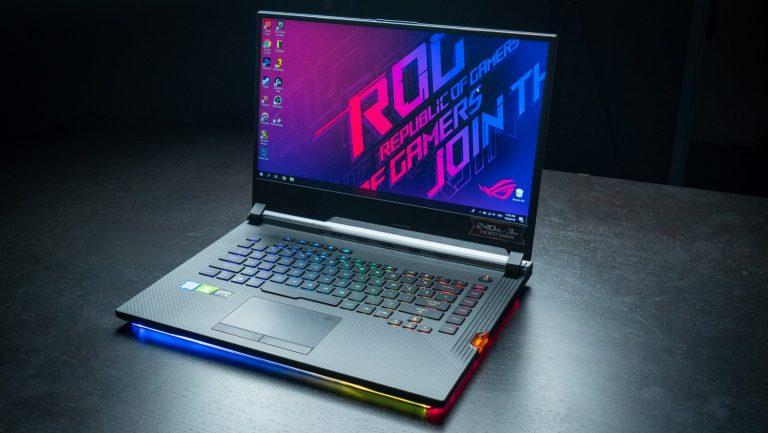 La emblemática computadora portátil para juegos Legion 7 de Lenovo incluye RTX 2080 Super, pantalla de 240Hz
