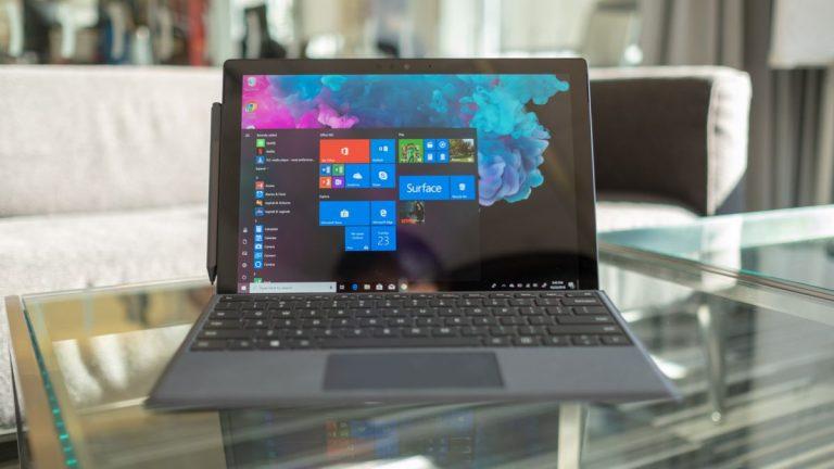 La filtración de especificaciones de Surface Go 2 revela una gran sorpresa