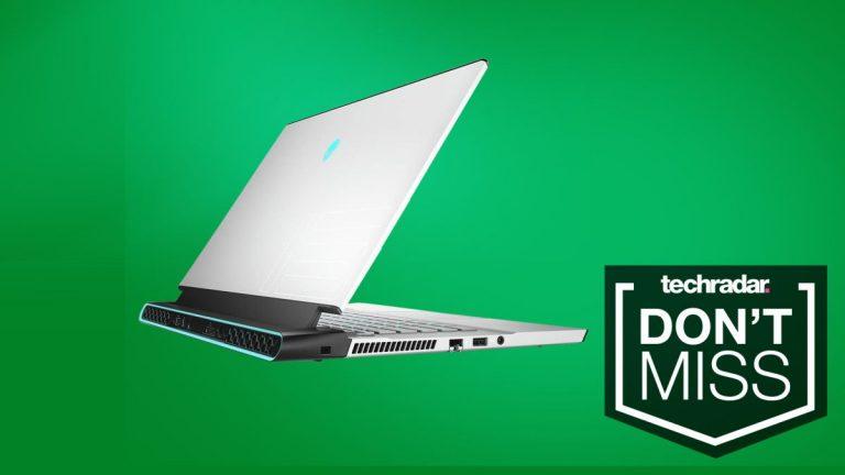 La mejor oferta de laptop para juegos Black Friday está aquí con € 400 de descuento en Alienware Area-51m