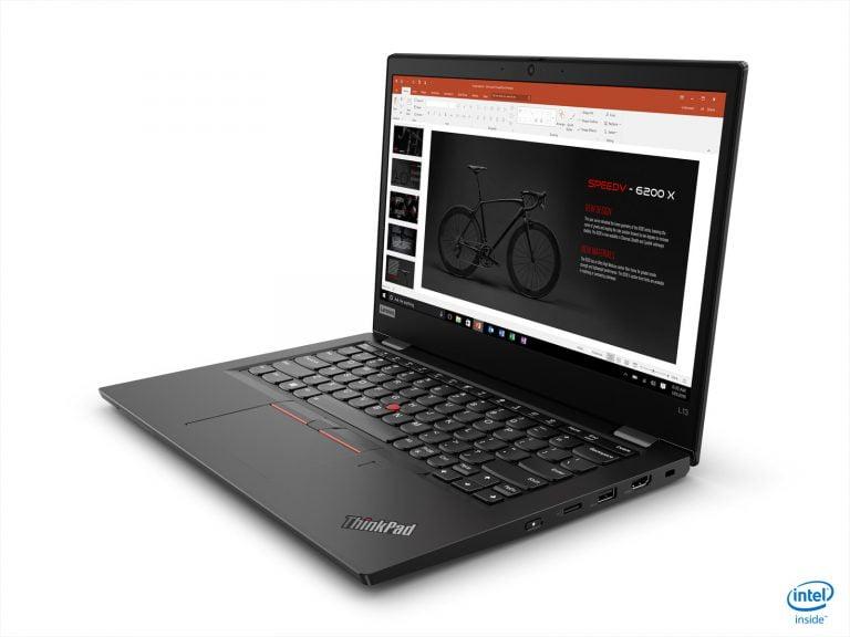 La nueva estación de trabajo ThinkPad de Lenovo tiene 128 GB de RAM