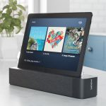 La nueva tableta Smart Tab M10 de Lenovo funciona como asistente inteligente para el hogar