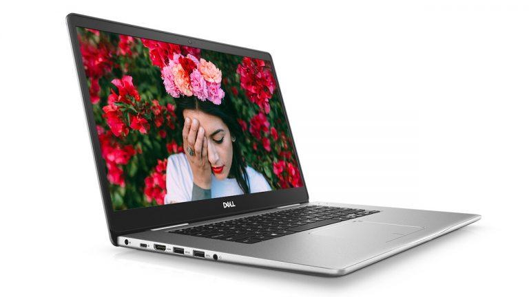 La oferta de laptop Dell Inspiron 15 7000 2-en-1 4K tiene un descuento de € 300