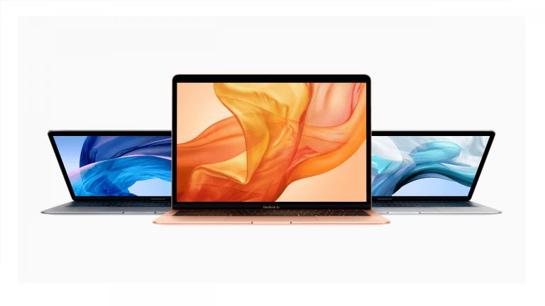 La oferta de MacBook Air 2019 toma € 350 de descuento en la computadora portátil más barata de Apple