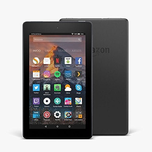 La oferta de tabletas baratas reduce Amazon Fire HD 8 a € 49