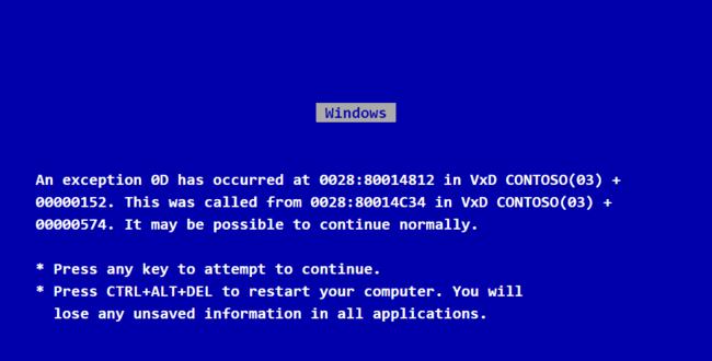 La pantalla azul de la muerte retrasa la actualización de Windows 10