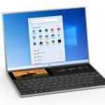 La próxima Surface PC de Microsoft podría tener una pantalla flexible y plegable