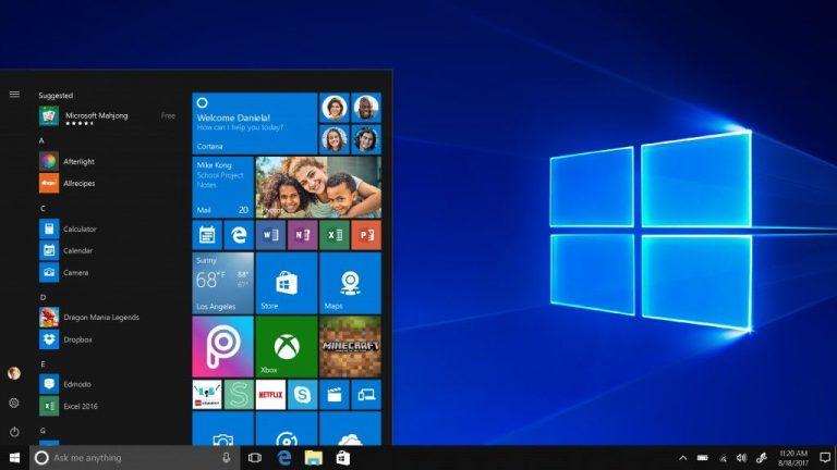 Las actualizaciones de Windows 10 se redujeron a parches de seguridad a partir de mayo