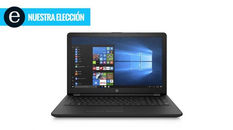 Las mejores computadoras portátiles de menos de € 1,000