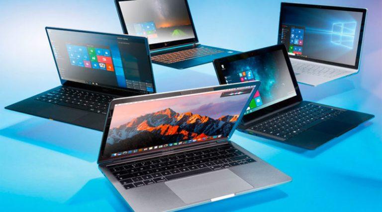 Las mejores computadoras portátiles de menos de € 500