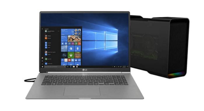 Las mejores eGPU: agregue potencia de gráficos a su computadora portátil