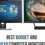 Las mejores ofertas de monitores de computadora en abril de 2020