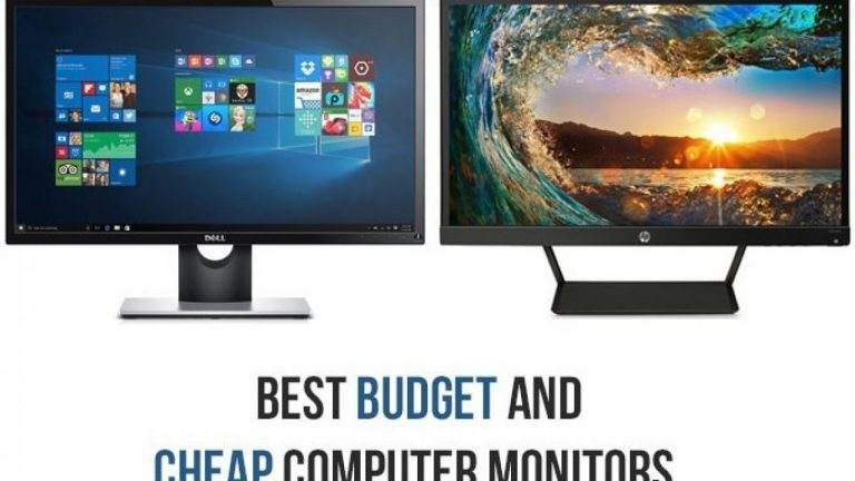 Las mejores ofertas de monitores de juegos baratos en marzo de 2020