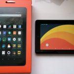Las mejores tabletas Amazon Fire de 2019