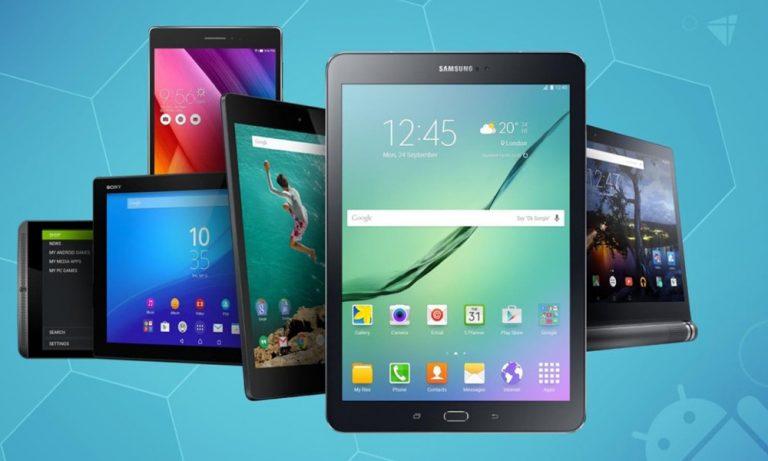 Las mejores tabletas de menos de € 200