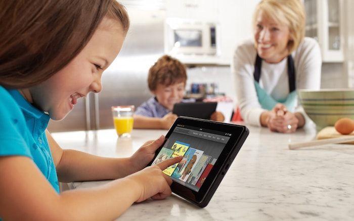 Las mejores tabletas para niños 2019