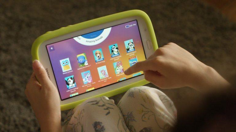 Las mejores tabletas para niños en 2020
