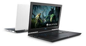 Las series G7 y G5 de Dell obtienen apariencia de RTX Power y Alienware