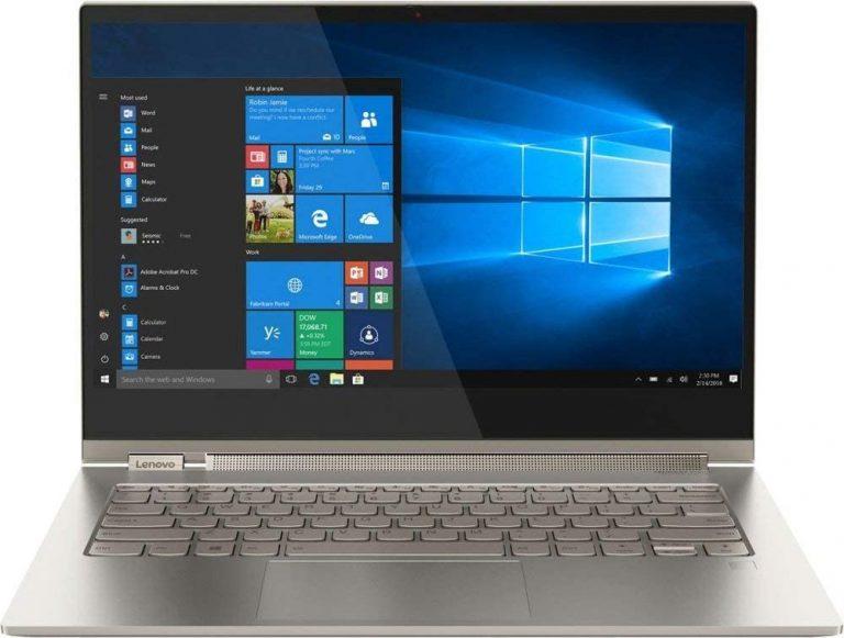 Lenovo Yoga C940 ahora es el precio más bajo con € 410 de descuento