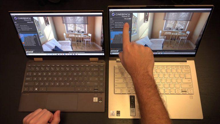 Lenovo Yoga C940 vs HP Spectre x360