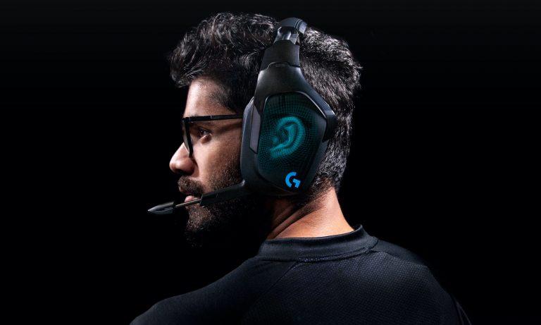 Los auriculares Logitech para juegos mejoran el audio al tomar fotos de tus oídos