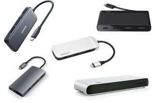 Los mejores concentradores USB tipo C de 2020